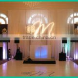 curtain stand,telescopic stand, wedding pipe drape, portable pipe and drape for wedding/event