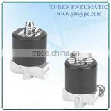 Chinese Products Wholesale 2w solenoid valve for air water oil gas