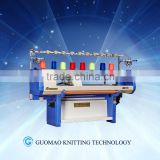 automatic fabric knitting machine for jacquard ladies woolen sweater/blanket/scarf