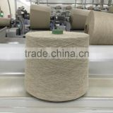 85pct Polyester/15pct Linen Ne 20s Yarn for knitting and weaving