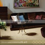 Luxury Living Room Elegant Three-Leg Tea Table High-end Furniture Factory Price From China AT07-03 JL&C Furniture