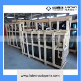 auto city bus sliding window glass made by fuyao glass