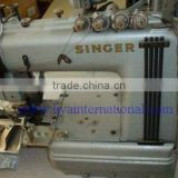 Inquiry about Used Second Hand Singer 302w206 4 Needle Cylinder Bed W/puller Waistband Industrial Sewing Machine For Sale