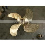 Large Ship Copper Alloy Fixed Pitch 92 inches propeller