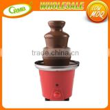 New Household 3 Tier Chocolate Fountain Machine