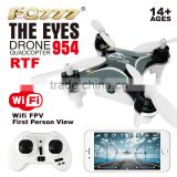 FQ777-954 The eyes FPV support wifi control drone VS cheerson cx 10
