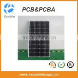 USB Solar Powered Charger/Bank PCB for mobile phone