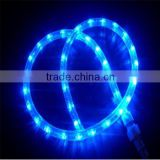 led flexible rope light for festive and commercial lighting decorations