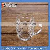 LongRun 290ml Duff beer mug drinking glass glass cup brand of international small beer cup beer mugs wholesale