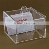 acrylic postcard document a4 brochure holder