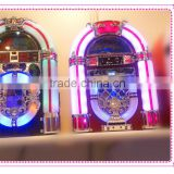 colorful Jukebox with home radio/ bluetooth speaker/docking station