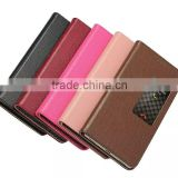 Smart Cover For Huawei Ascend P8 Open Window Flip Original Leather Case