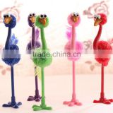 Desk Bird Pen funny bird shape ball pen