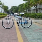 Modern style full suspension electric bike mountain bike