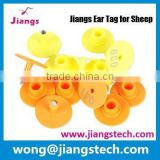 Jiangs Custom plastic dog ear tags