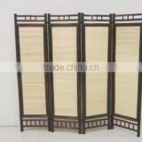 Room divider bamboo screen bamboo furniture made in Vietnam