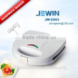 Triangle grilled bread maker sandwich toaster for breakfast detachable plate