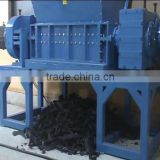 alibaba express mobile tire shredder for recycling machinery