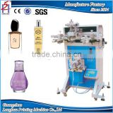 Special Semi-Automatic Slik Screen Printing Machines For Plastic Bottle Printing Machine