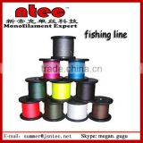Factory craft PE fishing line ,braided fishing line ,Nylon line