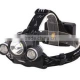 high power multi-function headlamp