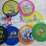 different color fold up frisbee