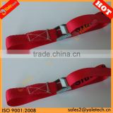 TUV/GS approved 25mm roof rack cam buckle straps/endless cam buckle strap/lock cam buckle strap