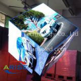 LED DJ Booth/LED DJ Booth Facade/ Six Faces LED Cube Video Wall/LED Cube Displays P3 P4 P5 P6