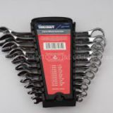 18pcs Box And Open End Combination Spanner Metric Wrenches Set