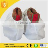 anti-slip disposable SMS Non woven shoe cover machine/hand made