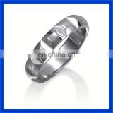 Wholesale Prices stainless steel boys finger rings