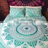 Ombre Mandala Duvet Cover Cotton Quilt Cover Bedding Doona Cover Wholesaler