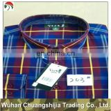 Check Shirt 100% gents Cotton For Men