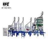 High quality 30-40t/d rice milling machine