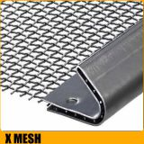 High Tensile 65mn Woven Steel Mesh Panels