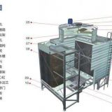 Water Saving Evaporative Energy Efficient Cooling Towers