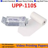 Upp110s Upp-110s Ultrasound Thermal Paper Roll 110mm*20m