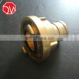 DOWIN Brass Storz Couplings Delivery Hose Storz Coupling for External Binding