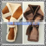 2015 New Genuine Fur Scarf /100 Real Lamb Fur Scarf/Winter Long Scarf                                                                         Quality Choice