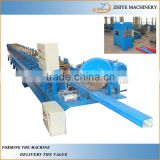 China Roll Cutting Machinery Down Pipe Roll Forming Machine and Pipe Bending Making Equipment