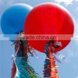 PVC inflatable helium sky balloon/light helium balloon/large advertising helium balloons