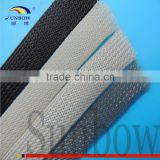 High Temperature Application and PET Material Industrial Fabric Expandable Braided Sleeving