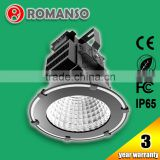 EMC CE RoHS UL listed decorative 100w to 400w fluorescent led high bay lighting fixtures