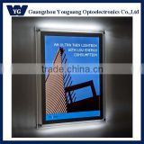 High quality wall mounting acrylic LED light box