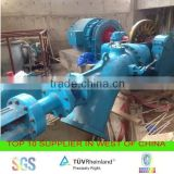 Small Flow High Water Head Micro Hydro Power Impulse Turbine Pelton Turbine Turgo Turbine Generator Set