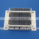 PTC fan heater for heating apparatus