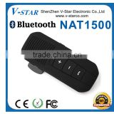 Wholesale Wireless Bluetooth Hands Free Car Kit V4.0, Bluetooth Handsfree Car Kit and Aux Bluetooth Car Kit,