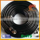 16 Years Cable Factory rg6 compression f connector 75 ohm