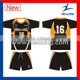 professional cool dry breathable volleyball garment shirts