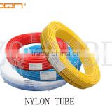 acid and alkali resistant tube, nylon tube, high hadness pipes